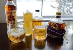 Superbowl Cocktails