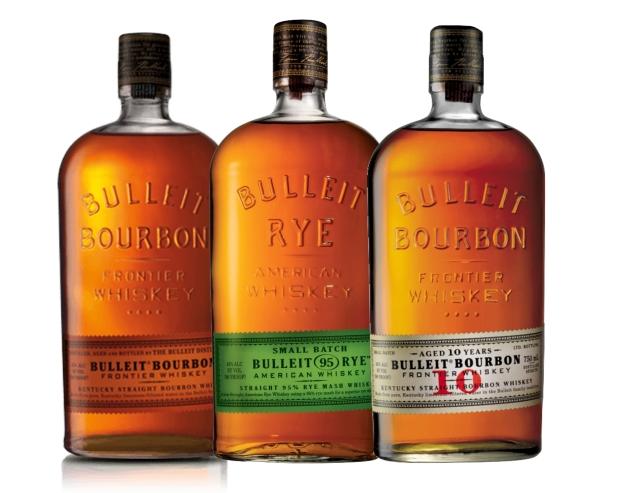 Bulliet Whiskeys